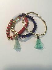 BaubleBar 'Tahiti' Beaded Stretch Bracelets (3 Bracelets)
