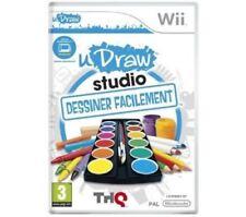 uDraw Studio 2 : Dessiner facilement WII NEUF