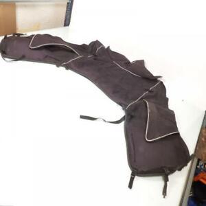 Panel Protector Cubre Pierna Forrado Bagster para Scooter Usado