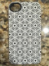 iphone 4/4s white and black case