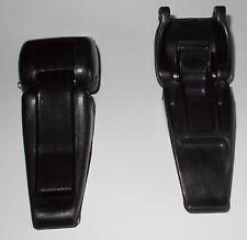 Gancio capote in plastica nera Fiat 126