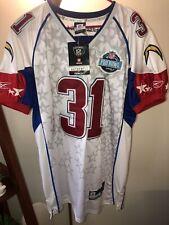 New listing Reebok San Diego Chargers ANTONIO CROMARTIE Jersey Size  48  Pro Bowl 2008