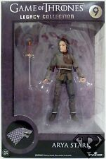 """ARYA STARK Game of Thrones Legacy Collection 5"""" inch Action Figure #9 Funko 2014"""