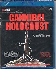 CANNIBAL HOLOCAUST  versione integrale - BLU-RAY NUOVO