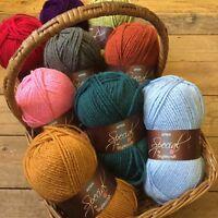 Stylecraft Aran Special Wool 100g Super Soft Knitting Crochet Yarn Choose Colour
