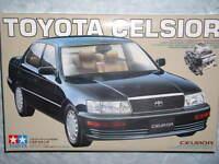 Tamiya 1/24 Toyota Celsior  Model Car Kit #24290