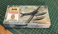 1/72 Air Lines (FROG) Supermarine 6SB Racer Plastic Model Kit