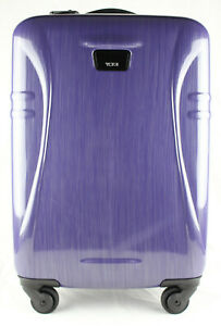 TUMI 'Tactics' Purple Polycarbonate International Carry-On - 28220PUROP