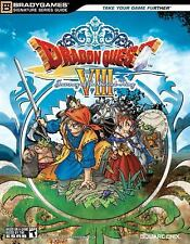 Dragon Quest VIII: Journey of the Cursed King Bradygames Signature Series Guide