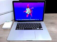 EXCELLENT Apple MacBook Pro 15 inch RETINA 2015 Intel i7...