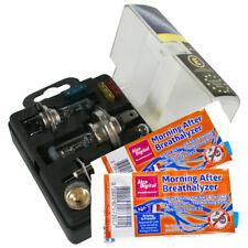 Repuesto de emergencia coche H1 H4 H7 Bombilla Kit y NF aprobado francés Breathalyser alcohol