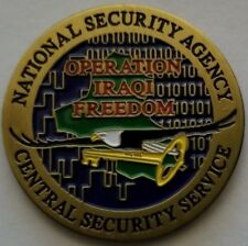 NSA National Security Agency CSS Central Security Service DoD OIF SIGINT