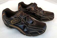 Skechers Super Z Brown Strap Slip On Sport Shoe Eur 38 US Men's size 6