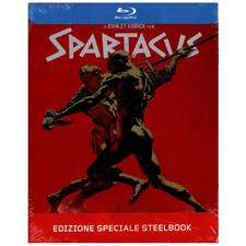 SPARTACUS A Stanley Kubrick Film (Steelbook) (Blu-ray+Dvd)