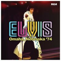 Elvis Presley - ELVIS: OMAHA NEBRASKA '74 - New & Sealed - IN STOCK NOW!
