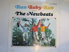 NEWBEATS Run Baby Run mono lp mint-
