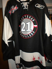 ECHL 2011-12 KELLY CUP LAS VEGAS WRANGLERS GAME WORN JOSH LUNDEN HOCKEY JERSEY