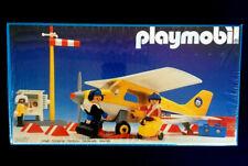 Playmobil 3457 Yellow Arctic Plane - MIB sealed - vintage - 1984