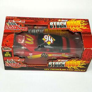 Racing Champions NASCAR Stockrods 1999 Bill Elliott #94