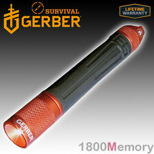 Gerber Bear Grylls Survival Torch Light Compact Comping LED Flashlight 31-001031
