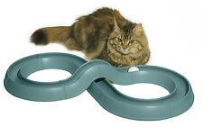 Bergan Turbo Track Cat Toy Encourages Exercise Fun New