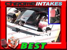 K&N+BLACK RED 05 06-15 CHARGER/MAGNUM/CHALLENGER/300 5.7/6.1 V8 COLD AIR INTAKE