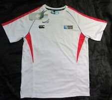 RUGBY WORLD CUP 2015 ENGLAND RWC jersey shirt Canterbury  men/ adult SIZE L