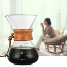 Borosilicate Glass Hand Drip Coffee MakerPot