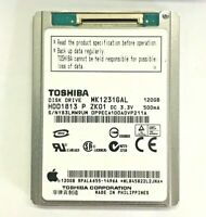 Apple iPod Hard Drive MK1231GAL Classic 6th Gen Replace MK8022GAA HDD1813 1.8""
