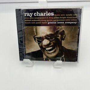 Ray Charles - Genius Loves Company (CD, 2004) NEW SEALED
