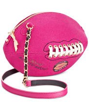 Betsey Johnson Football Crossbody / Shoulder Bag, NEW with Tags