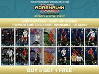 Panini Adrenalyn XL EURO 2020 2021 KICK OFF LIMITED EDITION - EURO TOP MASTER
