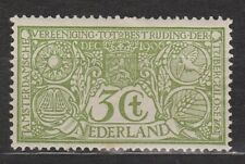 NVPH Netherlands Nederland 85 MLH ongebruikt Tuberculose 1906 Pays Bas