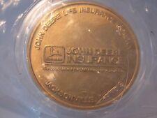 John Deere Commemorative Medallion St Louis '95 Aftermarket & Life Insurance jd