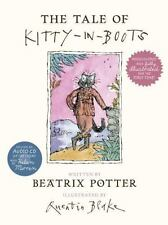 NEW Peter Rabbit: The Tale of Kitty in Boots by Beatrix Potter (2016, Hardcover)