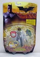 Batman Begins Scarecrow Regular Paint Mattel NIP 4+ 2005 5 inch S203-15