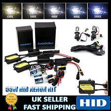 AC 55W HID KIT CANBUS ERROR FREE HI/LO BI-XENON FOR H4 H7 H1 H3 H8 H11 9005 9006