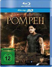 3D Blu-ray * POMPEII - Carrie-Anne Moss - 3 D + 2D # NEU OVP +