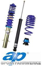AP Coilover Suspension Kit Audi A4 B8 2007 on Saloon Quattro over 1080kg