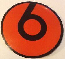 Pegatina/sticker/Autocollant/Adesivo / Aufkleber/ Klistermärke/ Glossy : Beats