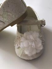 Monsoon ocasión Bebé Niña Zapatos 2