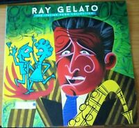 Ray Gelato - The Italian Song Collection - Blue Platter - LP