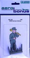 Aerobonus 480193 1/48 Resin German Infantry Figure WWII No.1