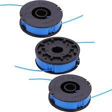 3 x ALM Trimmer Spool & Line for Einhell BG-ET5030 RT5030 ET500/30 Strimmer
