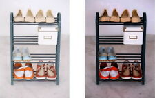 Schuhablage Schuh-Ablage Schuhregal Regal Schuhständer Standregal Ständer NEU