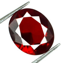 3,45ct Certified Natural Red Ruby - Untreated - Oval cut VVS - Burma/Myanmar