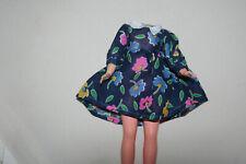 Tammy Susi Sindy Barbie Size Fashion Doll Clones Mom Handmade Floral Dress