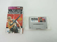 imagineer WOLFENSTEIN 3D Nintendo Super Famicom SFC From Japan no instructions.