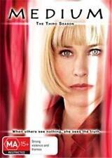 MEDIUM : SEASON 3 : NEW DVD