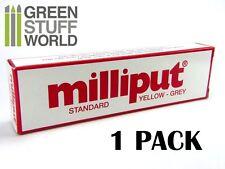 Stucco Milliput Standard Giallo/Grigio 113 gr - Colla Epossidica - Warhammer